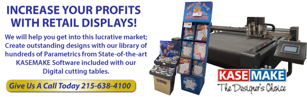 Increase profits with retail displays