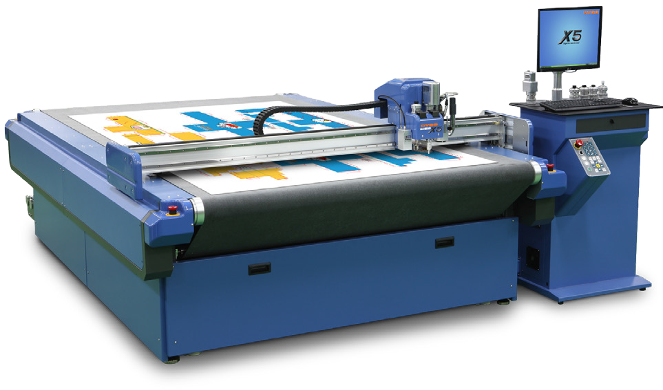 DYSS X5 - Table cutter